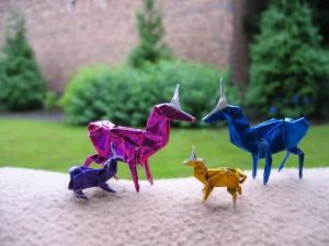 Unicorn family