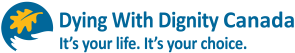 Dying With Dignity logo